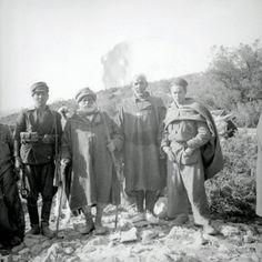 Los moros en la Guerra de España