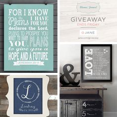 I just entered this giveaway from Jane.com and Home, James! #giveaway #janegiveaway