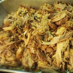 Slow Cooker Carolina BBQ Allrecipes.com