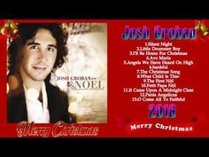 Josh Groban....It must be cold there!!Noel album.. | Josh Groban ...