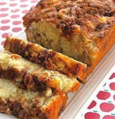 Susan Recipe: Apple Cinnamon Bread!