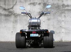 Custom Trikes, Motorised Bike, Mini Bike, Motorcycle Bike, Electric Scooter, Cycling Bikes, Cars And Motorcycles, Motorbikes, Honda