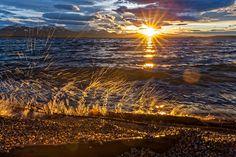 Lake Chiemsee Sunset