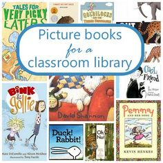 For an end-of-the-year gift, give one of these picture books to your child's classroom library!