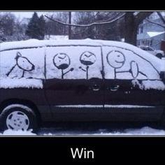 I think that's pretty accurate. I Smile, Make You Smile, Haha, Stick Figure Family, Stick Family, Humor Grafico, I Love To Laugh, Winter Fun, Winter Time