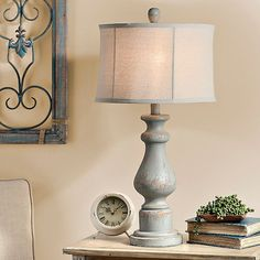 Kirklands Table Lamps Custom $2999 Antique Teal Table Lamp  Kirklands  Farmhouseindustrial
