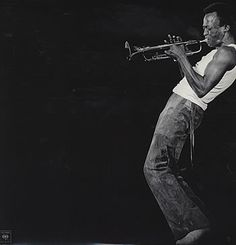 A Young and ever so cool Miles Davis