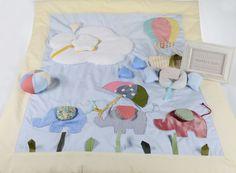 Coperta Elefanti. Tappeto gioco di MaMa's baby Italy su DaWanda.com