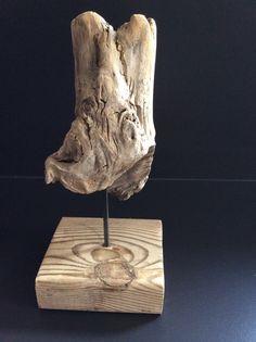 Sculpture en bois flotté par l'Atelier de Corinne