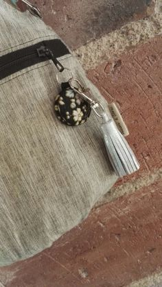 Leather Tassel accessorize for my bag.
