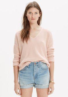Oceanside Pullover Sweater Madewell