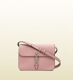 jackie soft leather flap shoulder bag