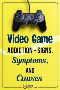 Want to know more about video game addiction? Not sure how you can you stop your children from spending so much time gaming? Check out our article explaining the ins and outs of video game addiction and get up to speed with everything you need to know! Types Of Anxiety Disorders, Mental Health Disorders, Mental Health Conditions, Mental Health Problems, Sony Video Games, Screen Time For Kids, Video Game Addiction, Withdrawal Symptoms, Coping Mechanisms