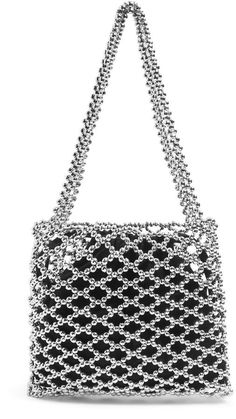 Most of the most popular bags do not meet a certain aesthetics this season. Beaded Purses, Beaded Bags, Beaded Jewelry, Diy Bags Purses, Purses And Handbags, Topshop, Fab Bag, Luxury Purses, Diy Hair Accessories