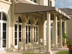 26 Best Residential Awnings Images White Canopy Patio Awnings