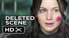 Katniss gets a terrifying makeover - Mockingjay Part 1 Deleted Scene