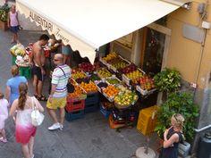 Riomaggiore, Liguria Italia (Luglio)