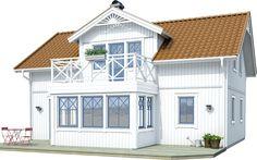 Koster 126 | Ett bättre boende. Arkitektritade hus, bygga fritidshus | VärsåsVillan