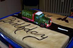 LKW Torte