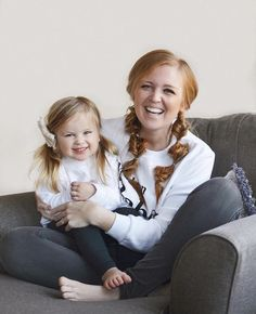 Matching mom and baby clothing Mommy And Me Outfits, Toddler Outfits, Kids Outfits, Mom Style, Girl Style, Toddler Fashion, Kids Fashion, Bebe Shirts, Baby Brands