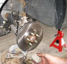 Replacing brake pads and rotors is not a hard or time-consuming DIY job. Here's how to do the job yourself.
