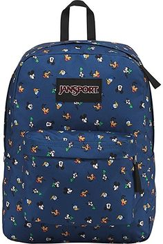 1b46991986  ad Amazon.com  JanSport Disney Superbreak Backpack (Gang Dot)  Sports    Outdoors