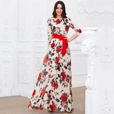2020 Women Fashion navy floral dress for wedding floral beach wear – mariliy Fall Fashion Outfits, Fashion Dresses, Womens Fashion, Mini Dress Formal, Formal Dresses, Navy Floral Dress, Ethnic Dress, Indian Designer Outfits, Print Chiffon