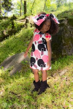 African Queen Dress (6 months - 6 years) by Little Tickle Boutique. Giveaway 41406b985f1a2