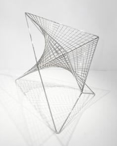Parabola Chair   Carlo Aiello   Bustler