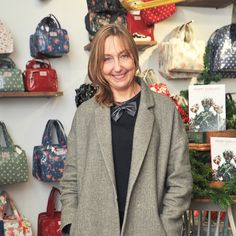 Discover things that you didn't know about designer. businesswoman and crafts enthusiast Cath Kidston and the secrets of her success.