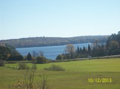 Maple Lake as seen from Highway 518 at one of my favourite spots which brings out this Great Northern Vista scenery near Orrville Ontario