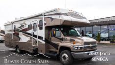 Jayco Motorhomes, Small Motorhomes, Luxury Motorhomes, Motorhomes For Sale, Super C Rv, Luxury Caravans, Cool Rvs, Luxury Van, Slide In Camper