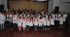 Coro de niños, General La Madrid. www.lasextaseccion.com.ar