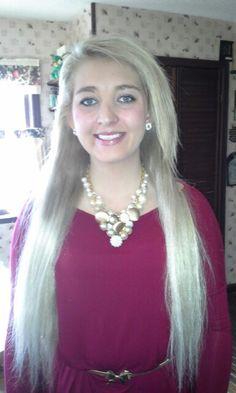 Button Fashion diy necklace