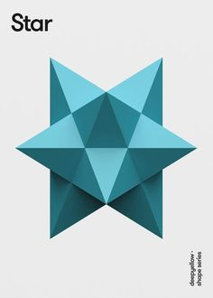 Cone Three is a three dimensionalcomplex shape created by deepshape.