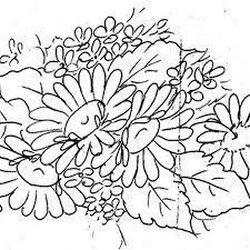 26 Melhores Imagens De Risco De Flores Margarida Pintura