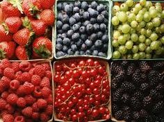 Prevent berries from molding 1 cup vinegar to 10 cups water