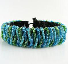 peyote bracelet patterns free | photo