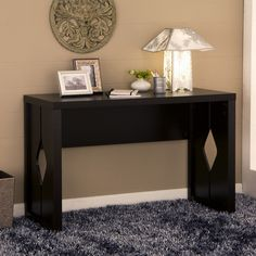 Have to have it. Furniture of America Jaxa Cappuccino Office Desk - $164.99 @hayneedle