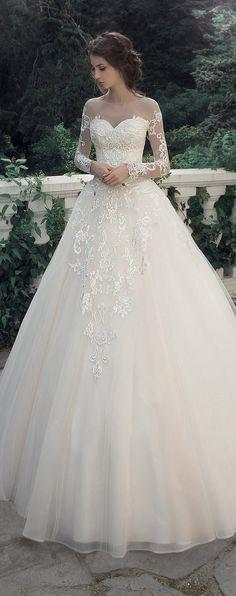 Milva 2017 Wedding Dresses – Sunrise Collection - Belle The Magazine