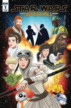 Star Wars Adventures Comic Book | IDW Publishing