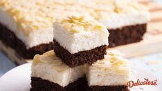 Prajitura Cristina cu lapte si gris No Cook Desserts, Cheesecake, Deserts, Cookies, Recipes, Food, Youtube, Coconut Cream, Bakken