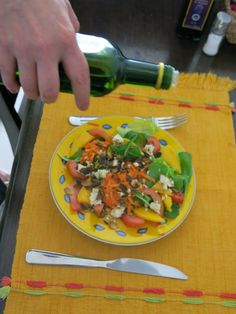Blog da Gavioli: Temporada de Saladas