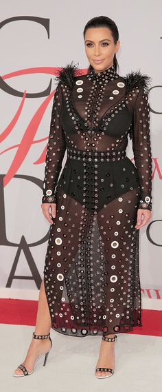 Pin for Later: Things Got a Little Naked at the CFDA Awards