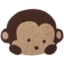 Mod Pod Pop Monkey Rug