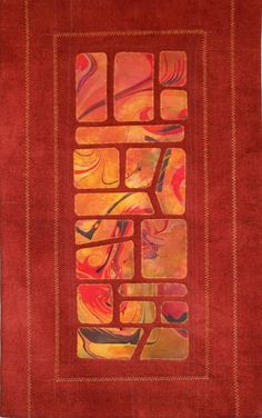 Mountain Art Quilters: January's Show and Tell. Carol Walsh