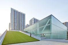 Galeria - Centro Desportivo San Wayao / CSWADI - 1