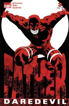 Daredevil: Father # 3 by Joe Quesada