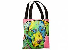 Designer Dean Russo Tote Bags (Dogs & Cats) on sale w/ free shipping @Coupaw