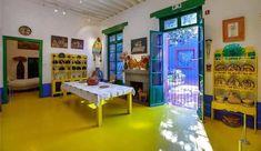 Acércate con tus chilanguitos a la vida de esta artista Visiten la casa de Frida Kahlo